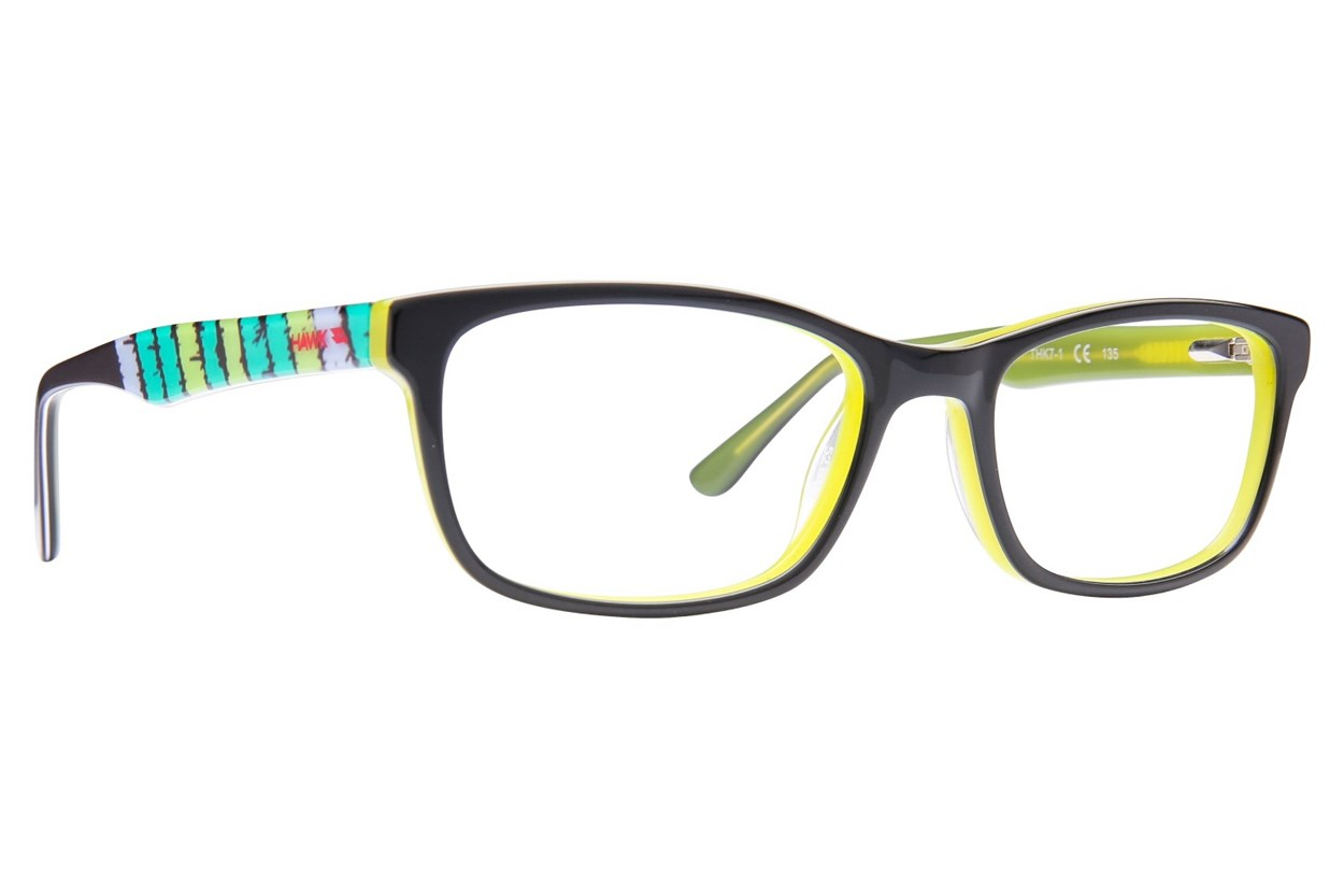 Tony Hawk Kids THK 7 Black Glasses