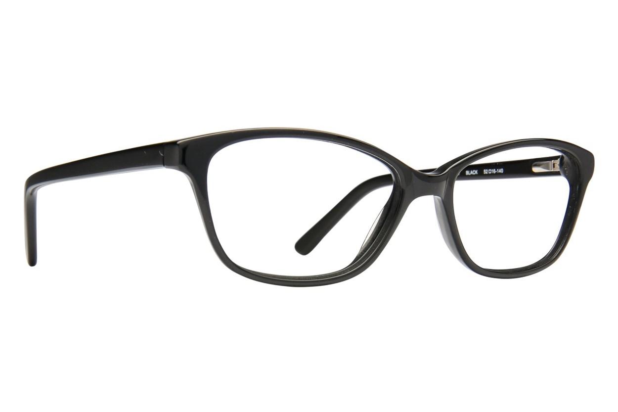 Eight To Eighty Eyewear Joy Black Glasses