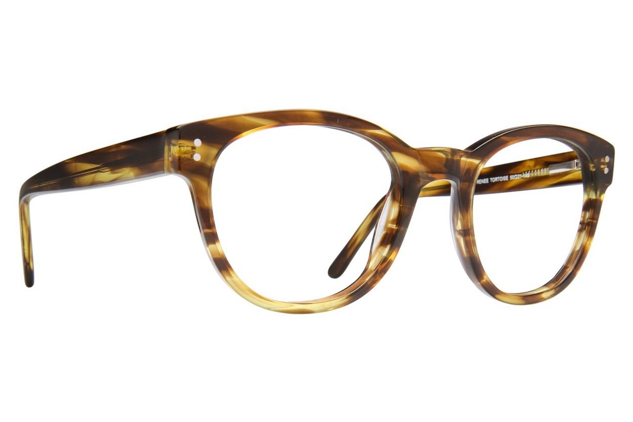 Eight To Eighty Eyewear Renee Tortoise Glasses