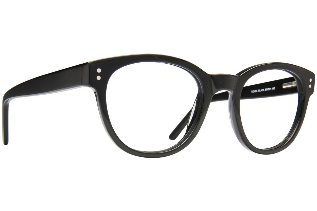 Eight To Eighty Eyewear Renee Black Glasses