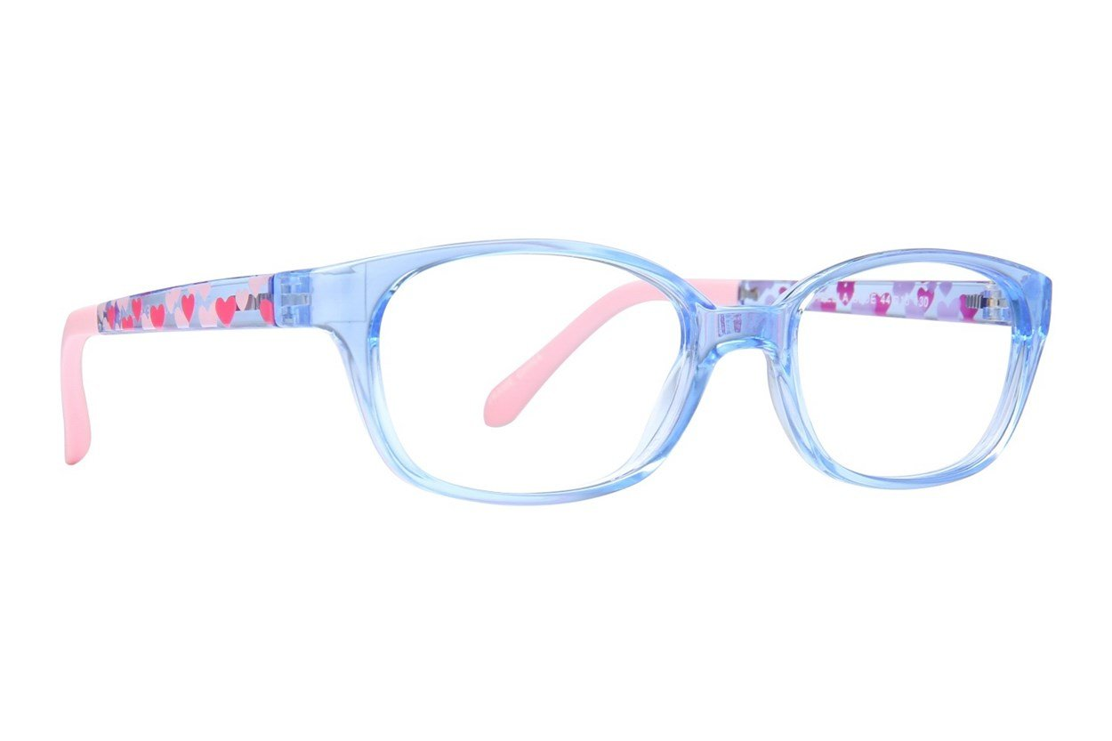 Eight To Eighty Eyewear Isabella Blue Glasses