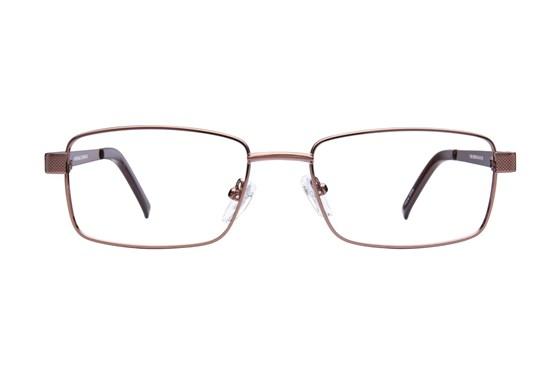 Affordable Designs Yogi Brown Glasses
