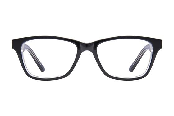 Serafina Adel Black Glasses