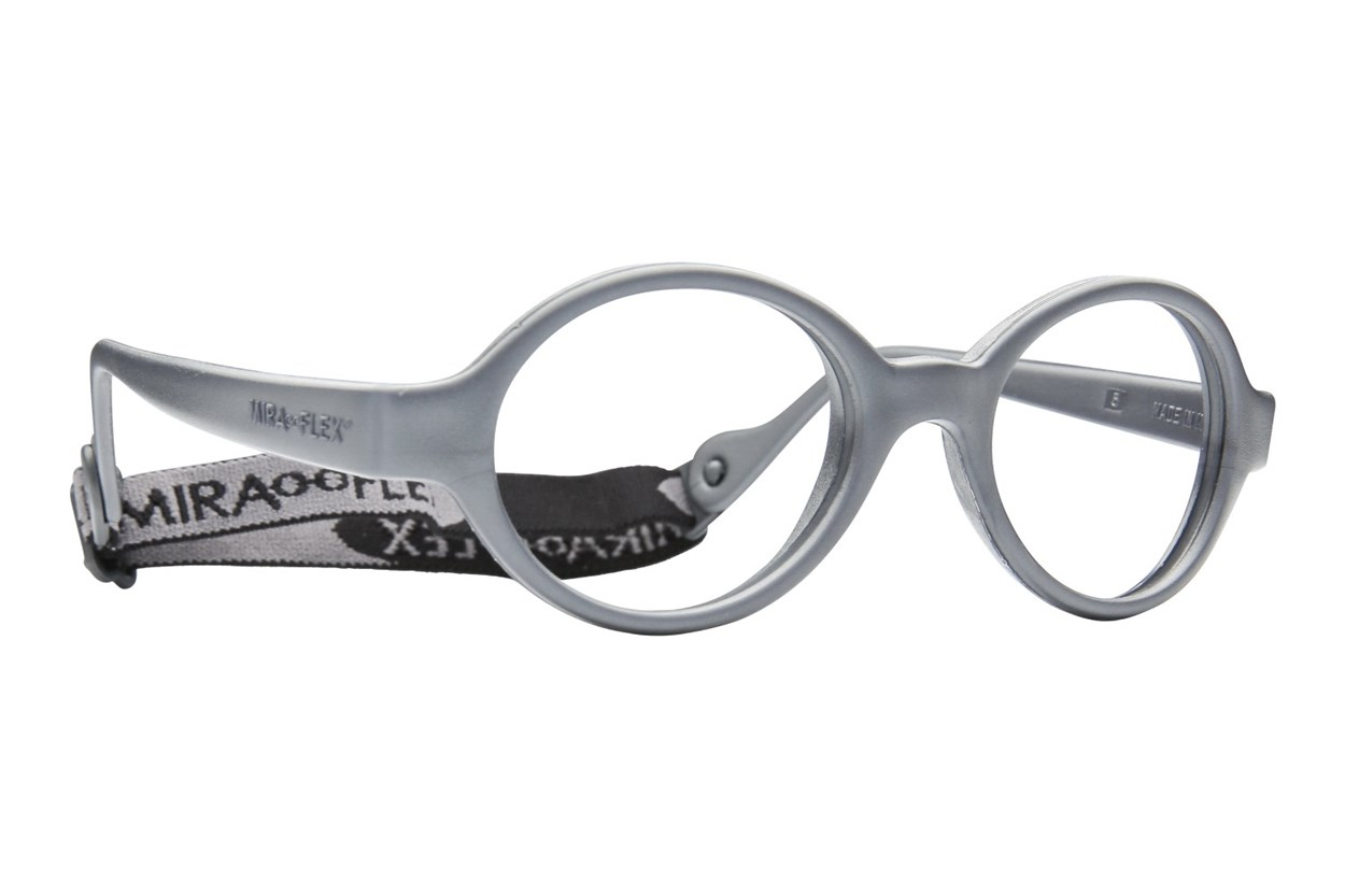 Miraflex Baby Lux (2-5 Yrs) Gray Glasses