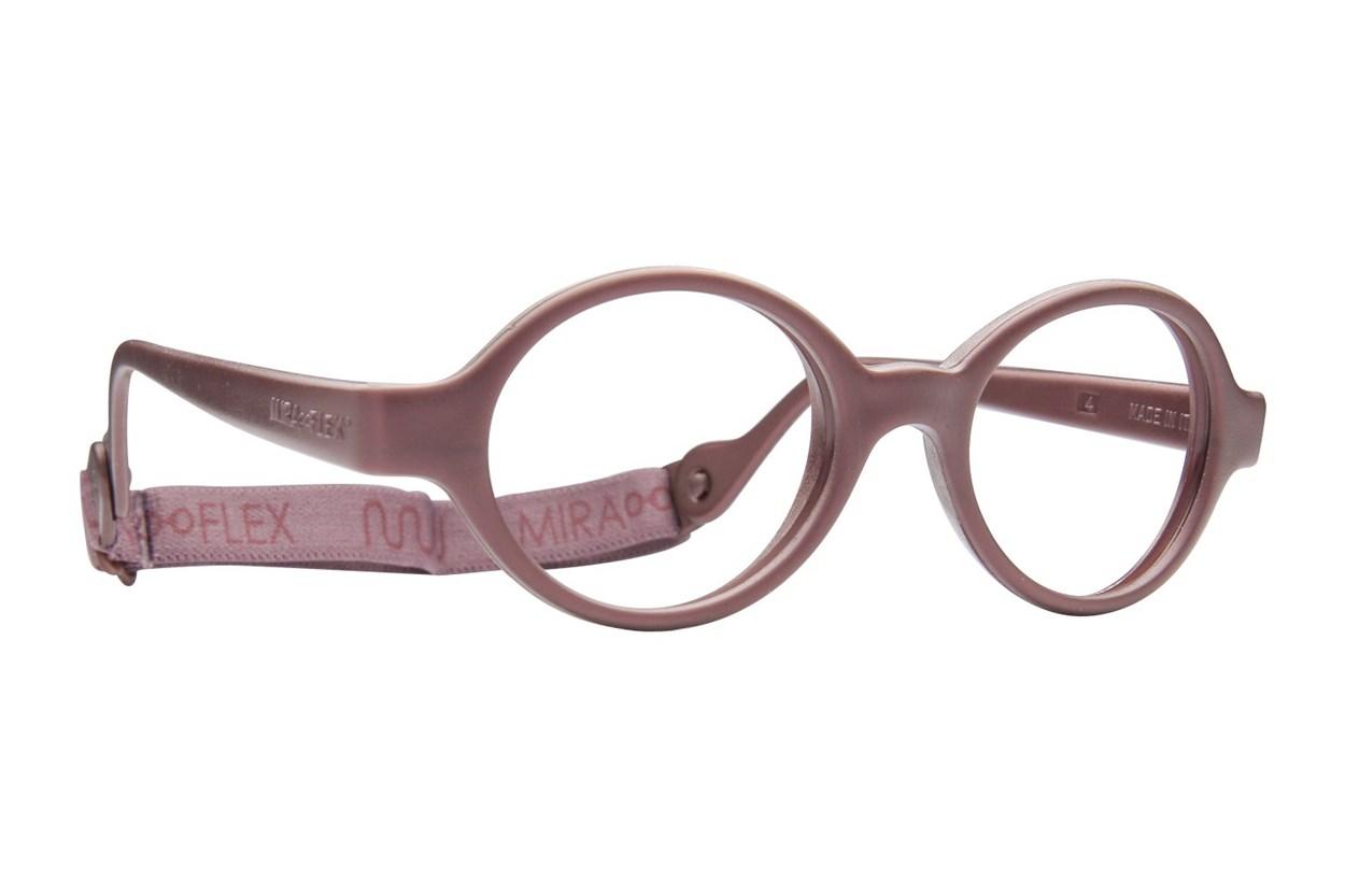 Miraflex Baby Lux (2-5 Yrs) Brown Glasses