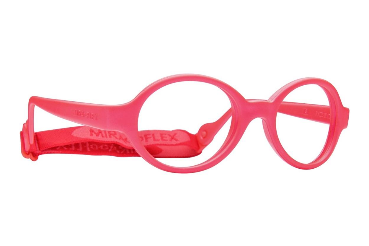 Miraflex Baby Lux (2-5 Yrs) Red Glasses