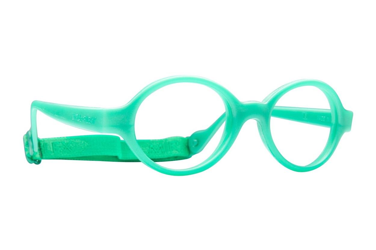 Miraflex Baby Lux (2-5 Yrs) Green Glasses