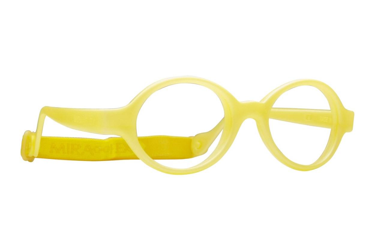 Miraflex Baby Lux (2-5 Yrs) Yellow Glasses