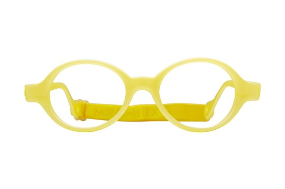 Miraflex Baby Lux (2-5 Yrs) Yellow Glasses