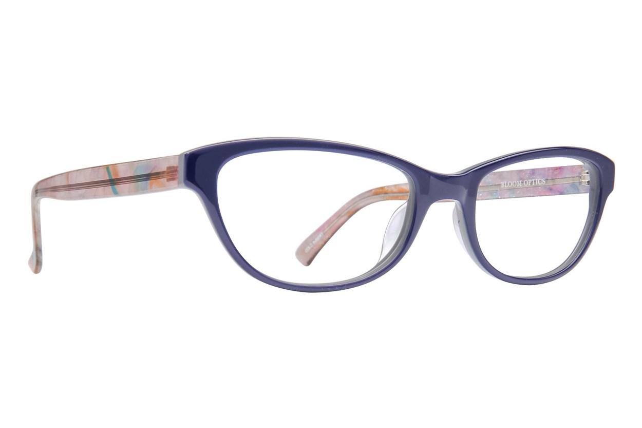 Bloom Optics Petite Charlotte Blue Glasses