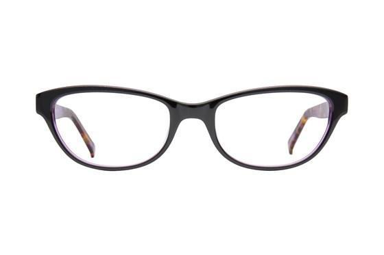 Bloom Optics Petite Charlotte Black Glasses