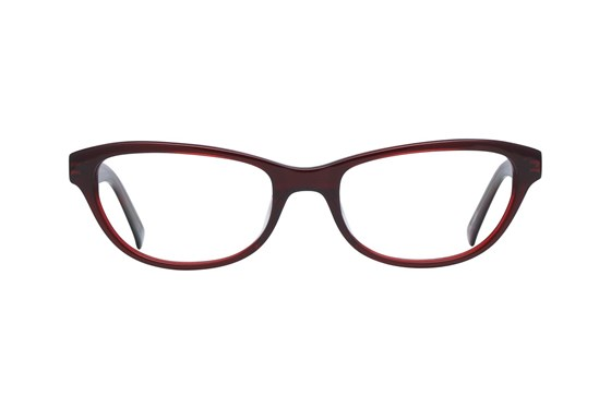 Bloom Optics Petite Charlotte Red Glasses