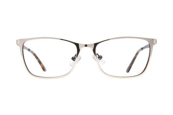 Bloom Optics Petite Ellen Gold Glasses