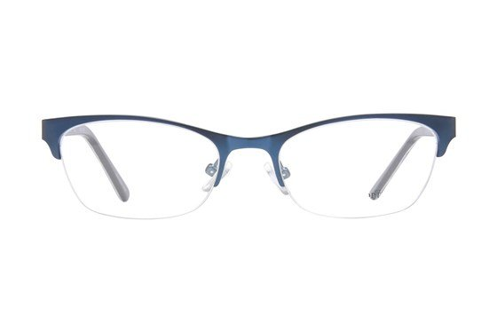 Bloom Optics Petite Faith Blue Glasses