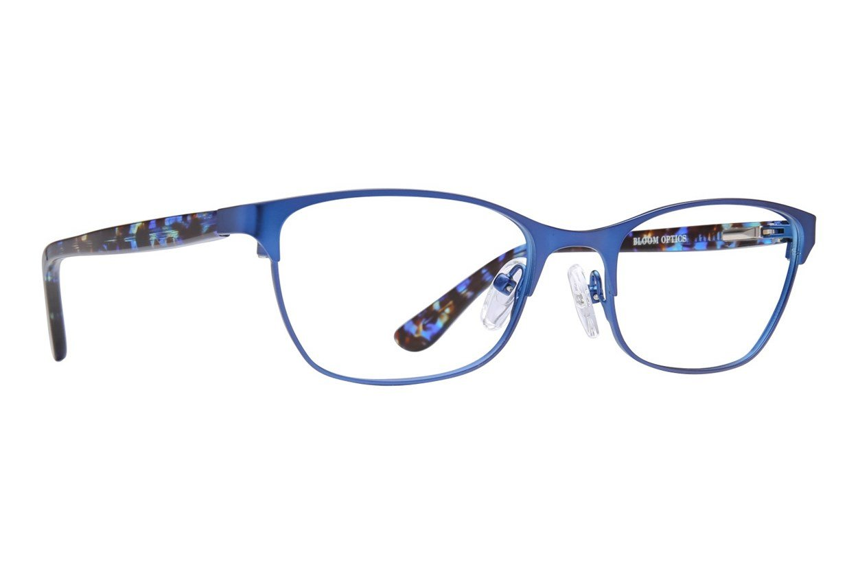 Bloom Optics Petite Jada Blue Glasses