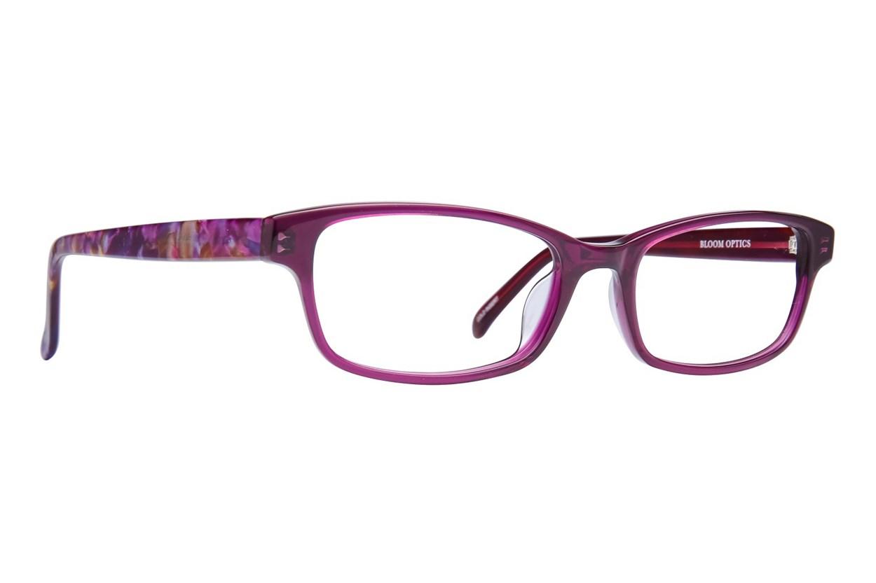 Bloom Optics Petite Paula Purple Glasses