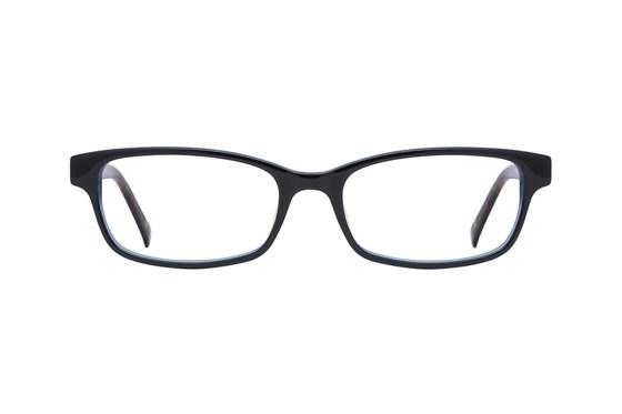 Bloom Optics Petite Paula Black Glasses