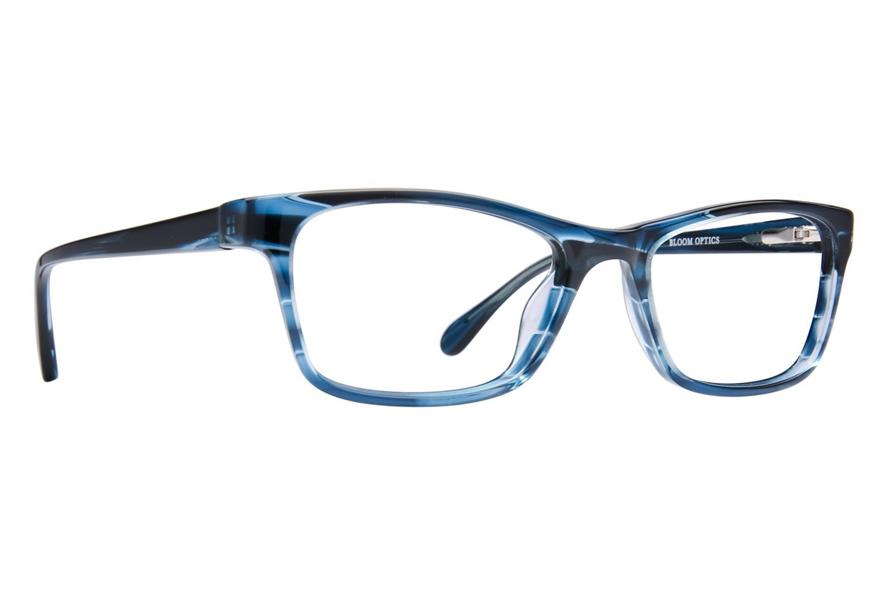 Bloom Optics Petite Sarah Blue Glasses