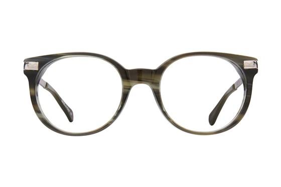 Velvet Eyewear Gabby Green Glasses