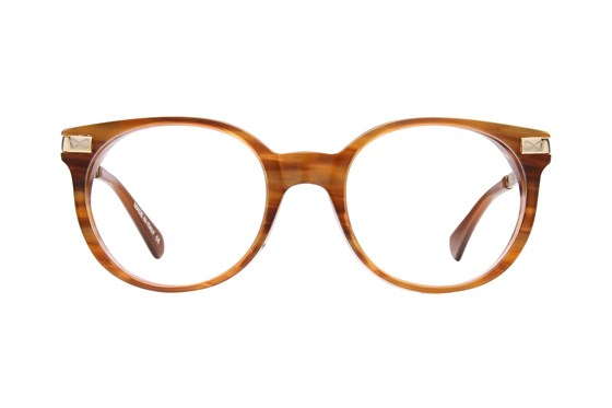 Velvet Eyewear Gabby Brown Glasses