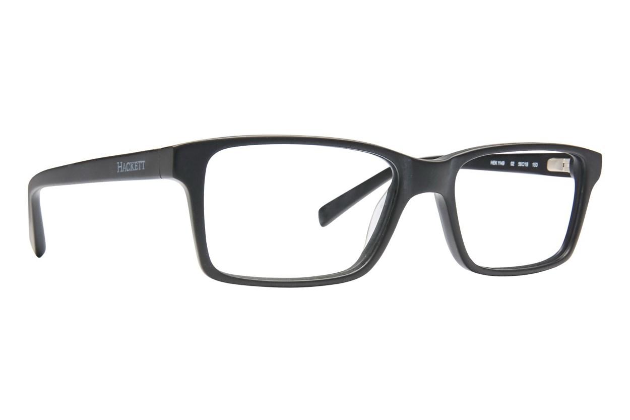 Hackett London Large Fit HEK 1149 Black Glasses