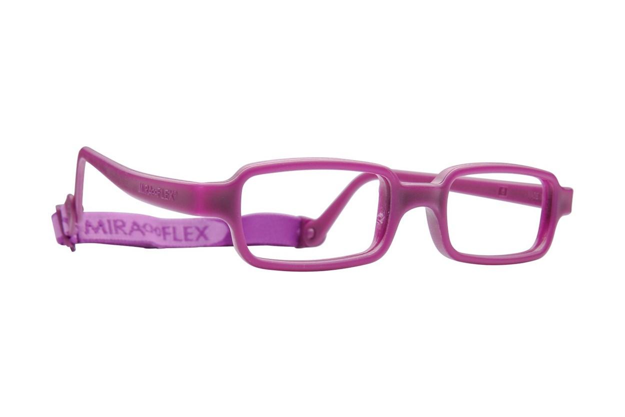 Miraflex New Baby 1 (3-6 Yrs) Purple Glasses