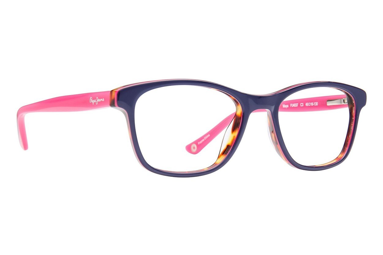 Pepe Jeans Kids PJ4037 Purple Glasses