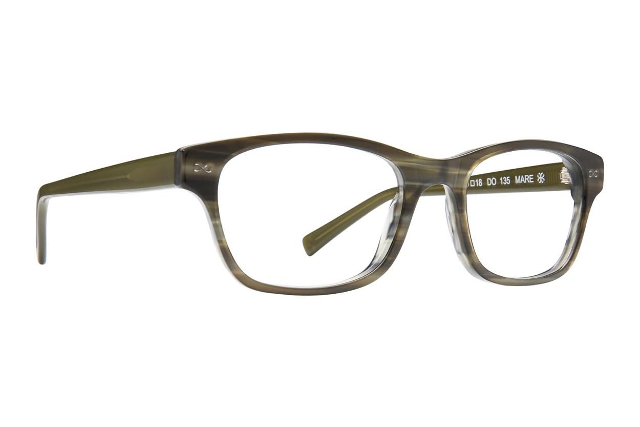 Velvet Eyewear Mare Green Glasses