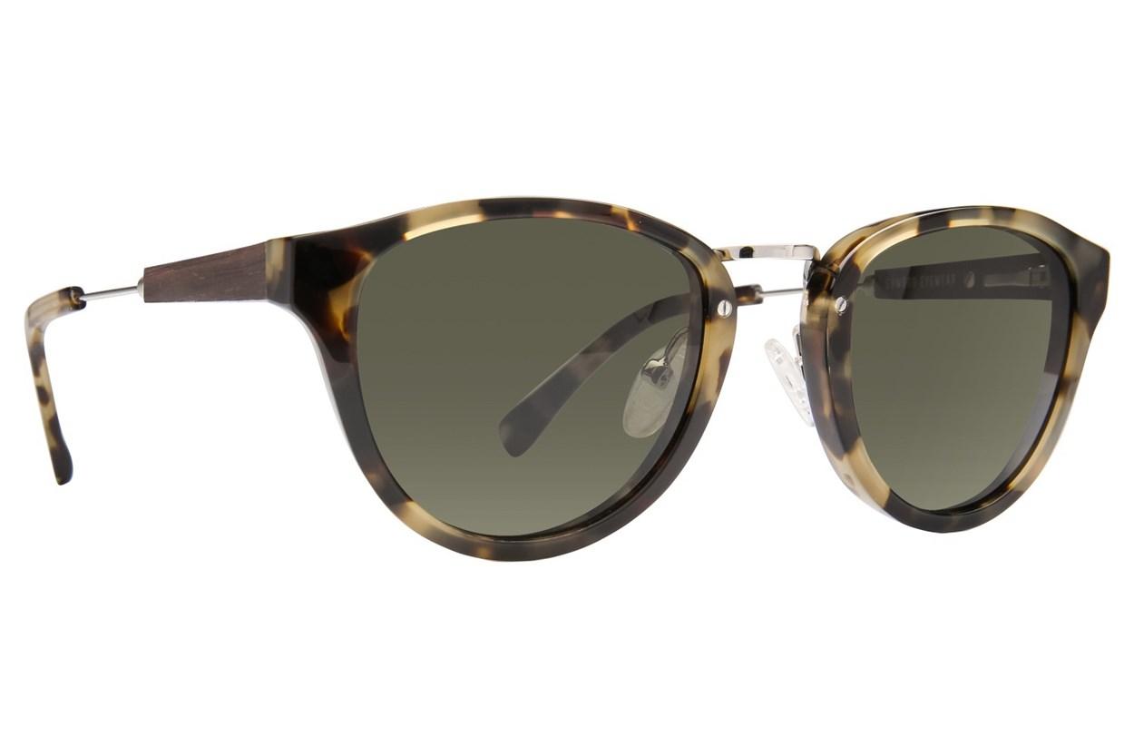 Shwood Ainsworth Tortoise Sunglasses