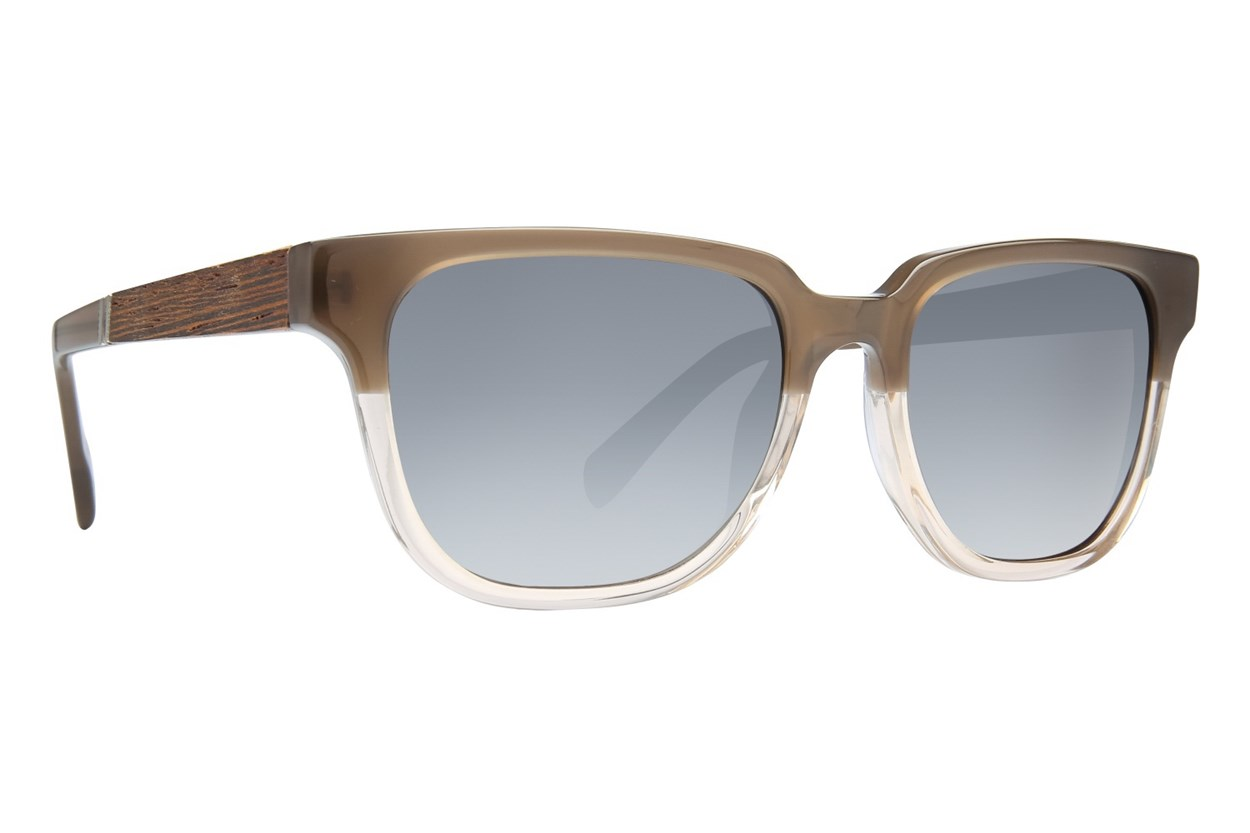 Shwood Prescott Brown Sunglasses