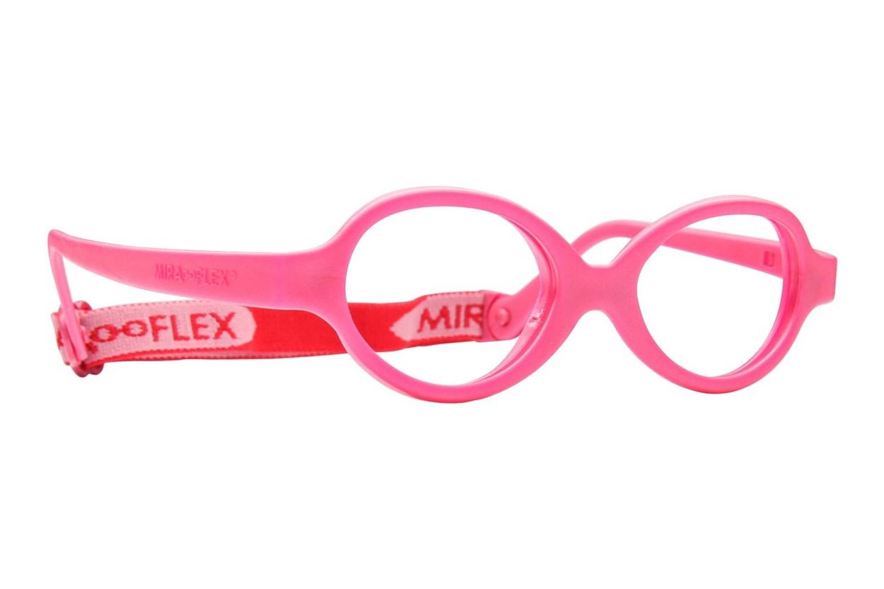 Miraflex Baby Zero 2 (8-24 Mo) Red Glasses