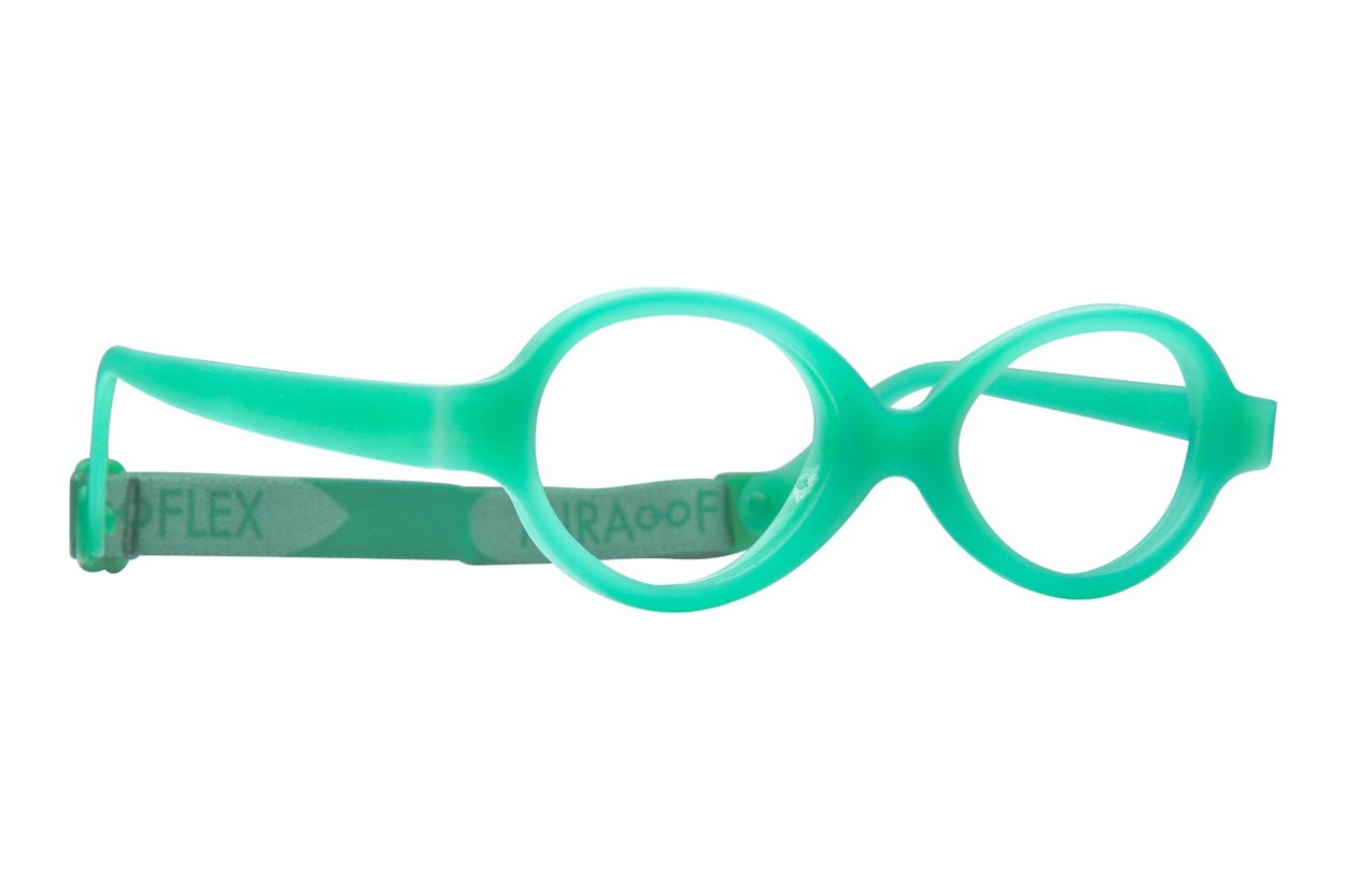 Miraflex Baby Zero 2 (8-24 Mo) Green Glasses