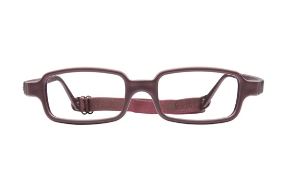 Miraflex New Baby 2 (5-8 Yrs) Brown Glasses