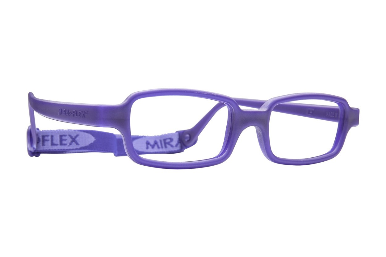Miraflex New Baby 2 (5-8 Yrs) Purple Glasses