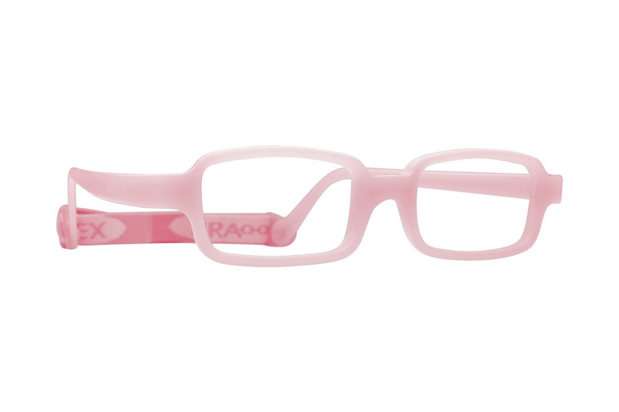 Miraflex New Baby 2 (5-8 Yrs) Eyeglasses - Pink