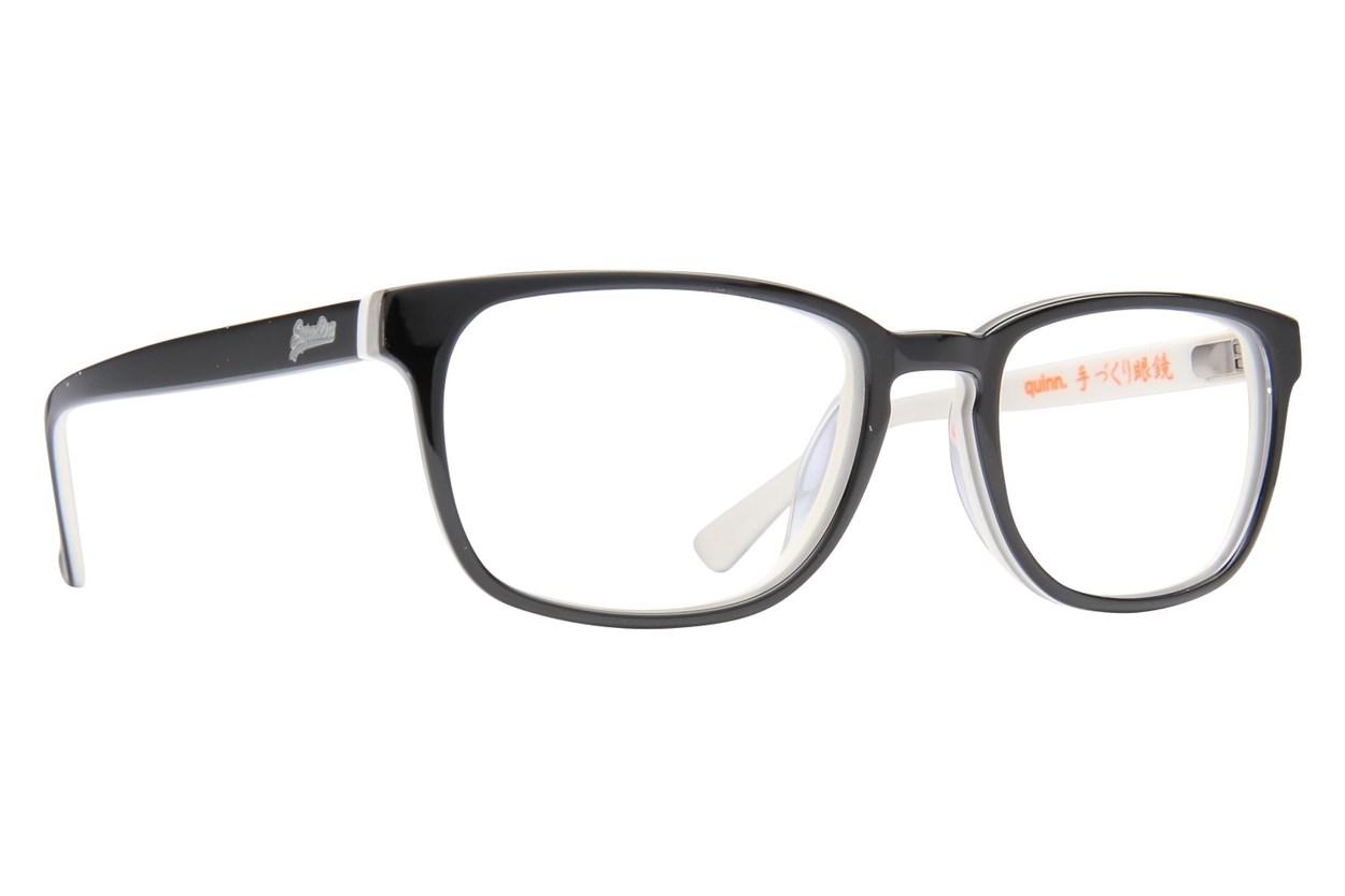 Superdry Quinn Black Glasses