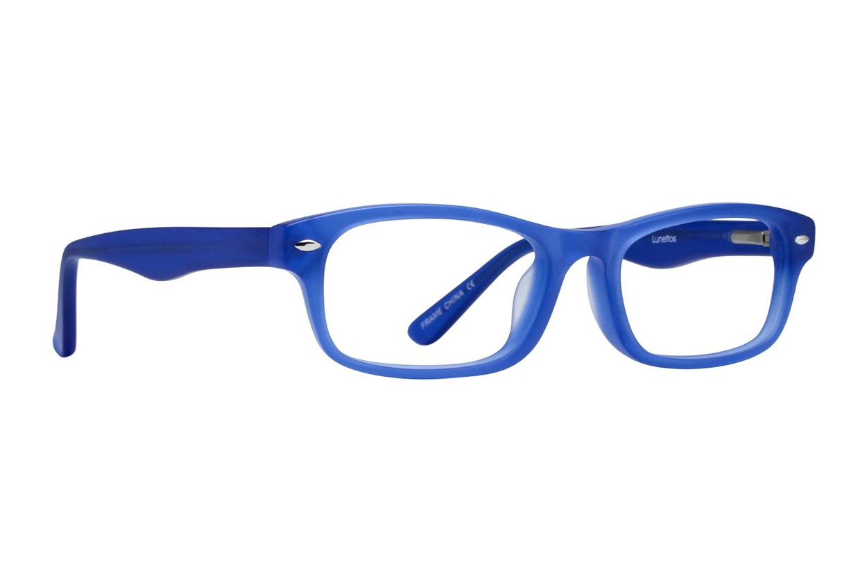 Lunettos Ashley Blue Glasses