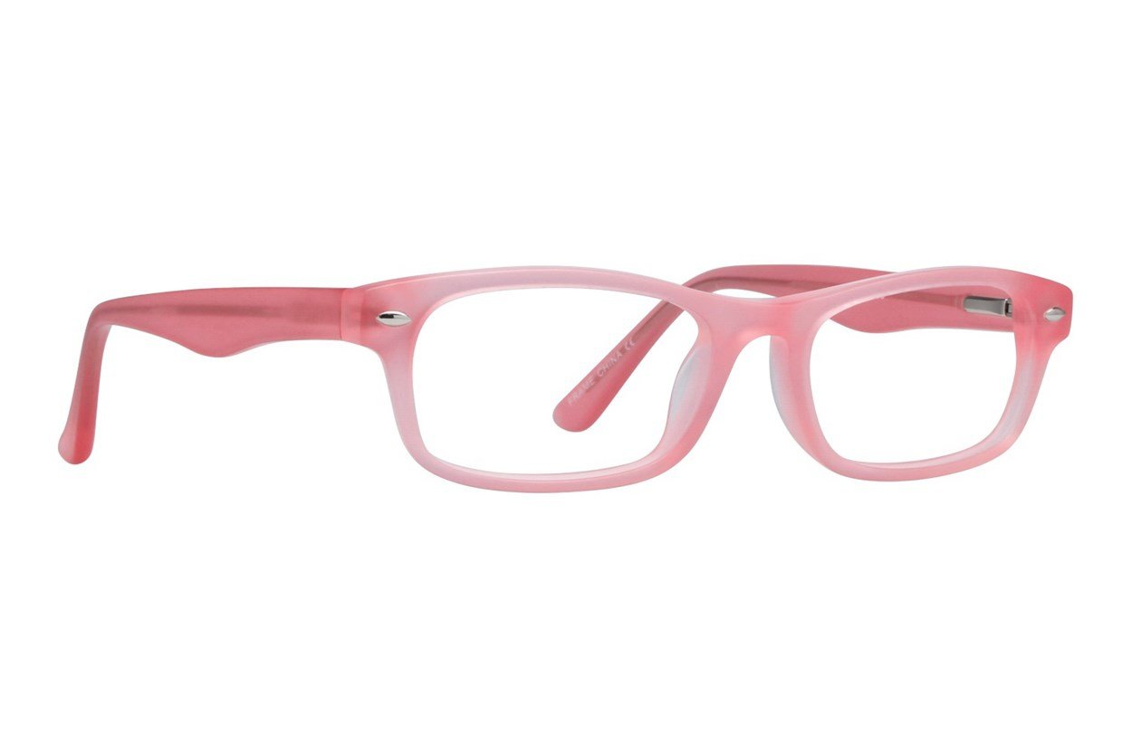 Lunettos Ashley Pink Glasses