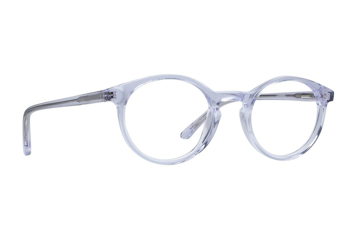 Lunettos Charlie Clear Glasses