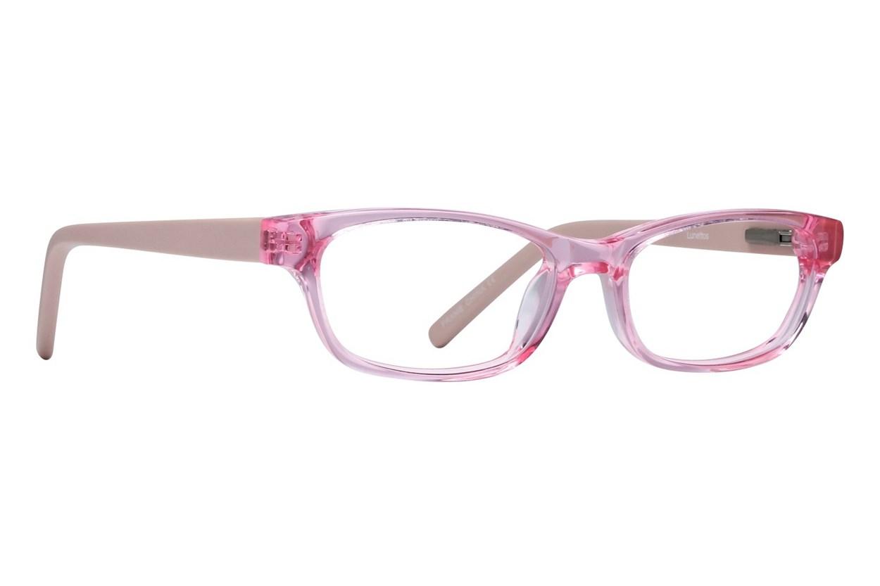 Lunettos Dakota Pink Glasses