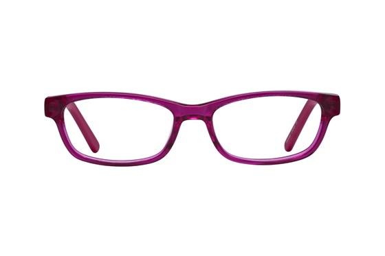 Lunettos Dakota Red Glasses