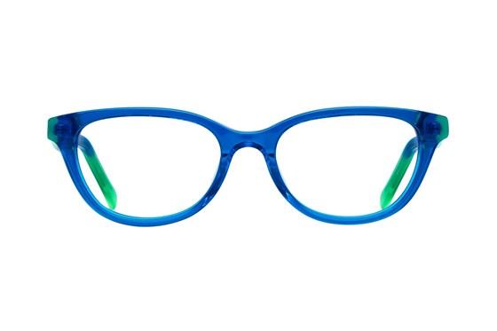 Lunettos Declan Turquoise Glasses