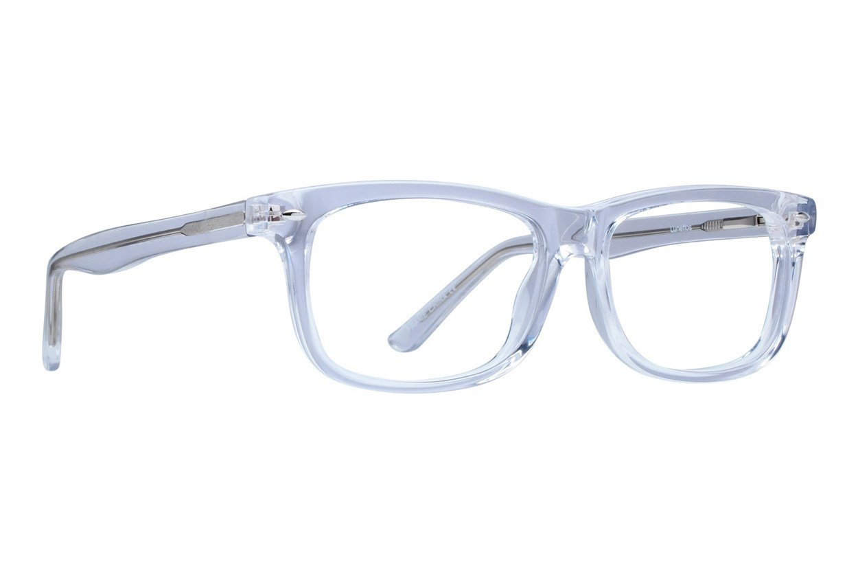 Lunettos Dylan Clear Glasses