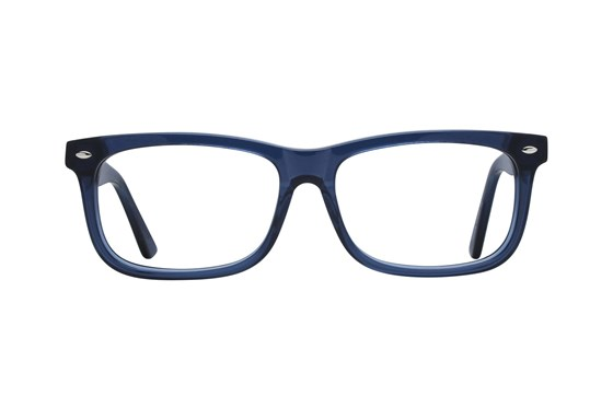 Lunettos Dylan Blue Glasses