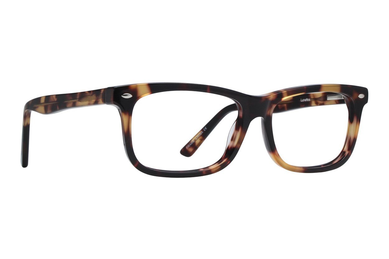 Lunettos Dylan Tortoise Glasses