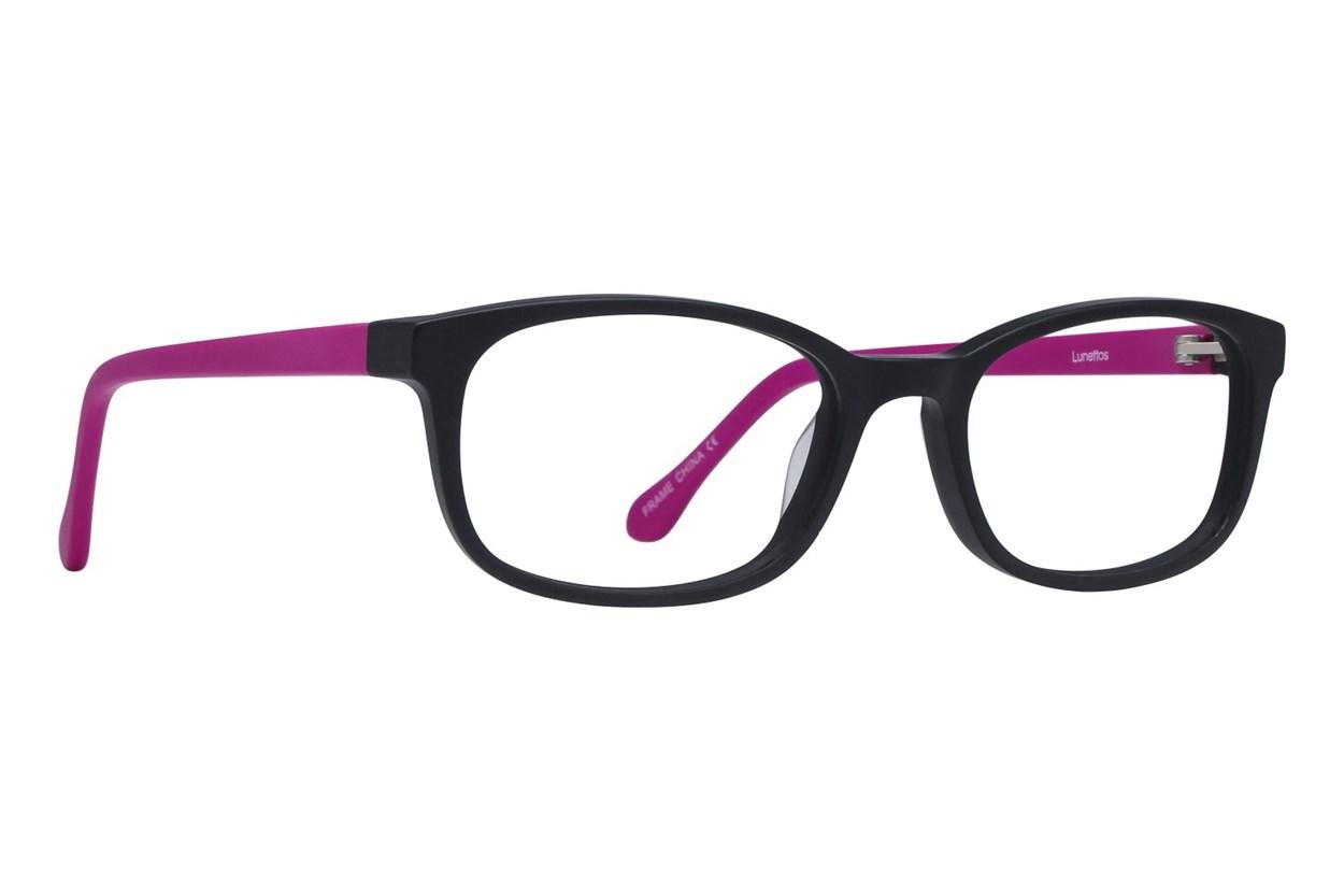Lunettos Jack Pink Glasses