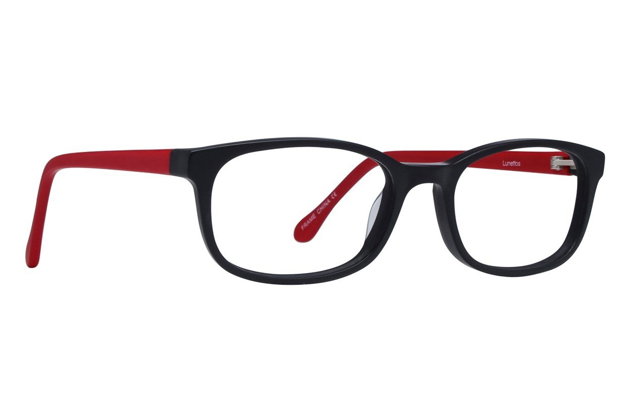 Lunettos Jack Black Glasses