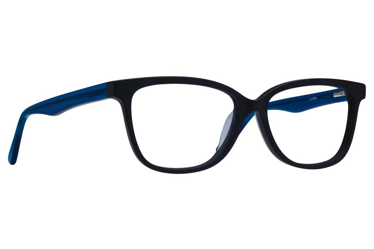 Lunettos Jamie Blue Glasses