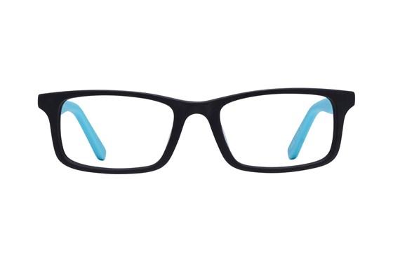 Lunettos Kennedy Black Glasses
