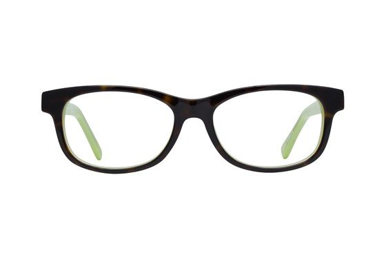 Lunettos Kody Green Glasses